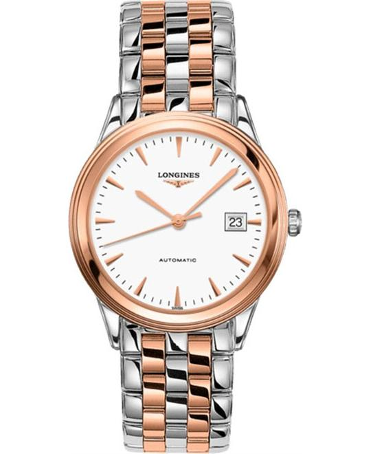 Longines Flagship L4.874.3.92.7 Watch 38.5mm