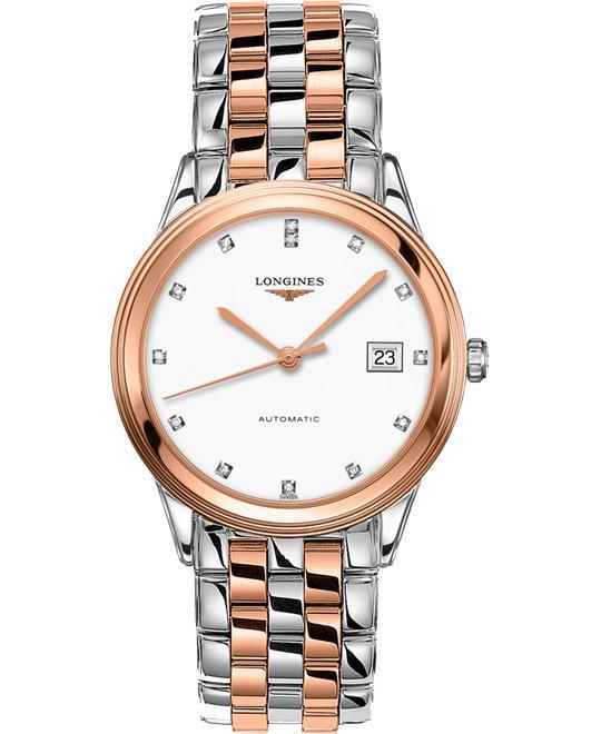 đồng hồ Longines L4.874.3.99.7 Flagship 38.5mm