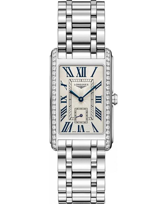 Longines DolceVita L5.755.0.71.6 Watch 25.8x42.00mm