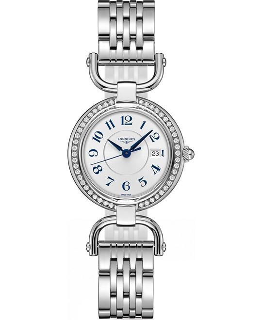 đồng hồ nữ Longines Equestrian L6.131.0.73.6 Watch 30mm