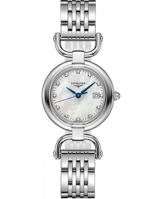 đồng hồ nữ Longines Equestrian L6.131.4.87.6 Watch 30mm