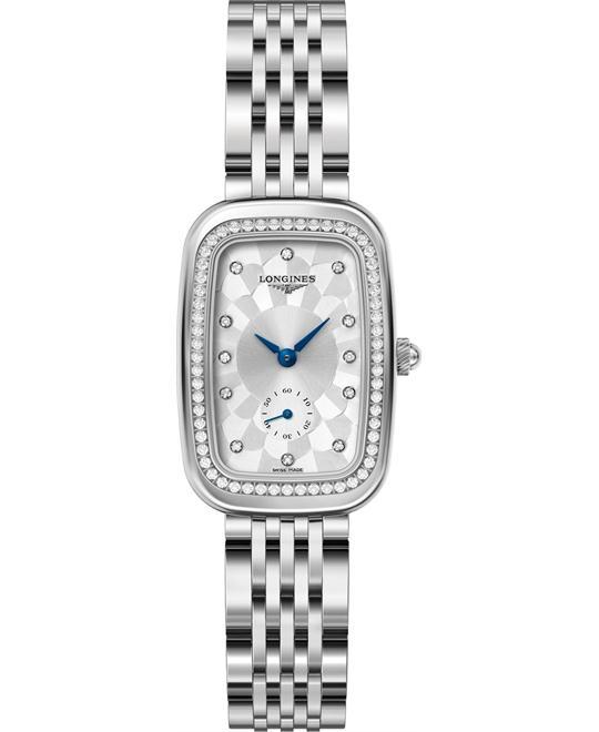 đồng hồ nữ Longines Equestrian L6.142.0.77.6 Watch 24.7X36mm