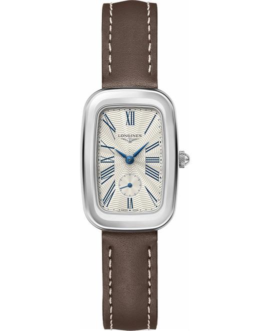 đồng hồ nữ Longines Equestrian L6.142.4.71.2 Watch 24.7X36mm