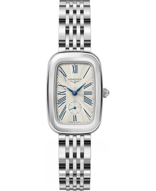 đồng hồ nữ Longines Equestrian L6.142.4.71.6 Watch 24.7X36mm