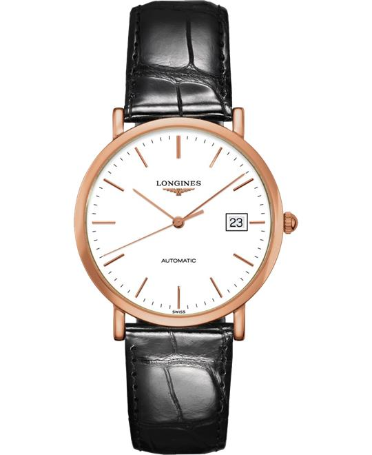 LONGINES La Grande Auto L4.787.8.12.0 Watch 37mm
