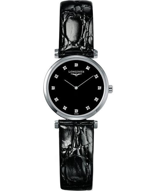đồng hồ nữ Longines La Grande Classique L4.209.4.58.2 Watch 24.5mm