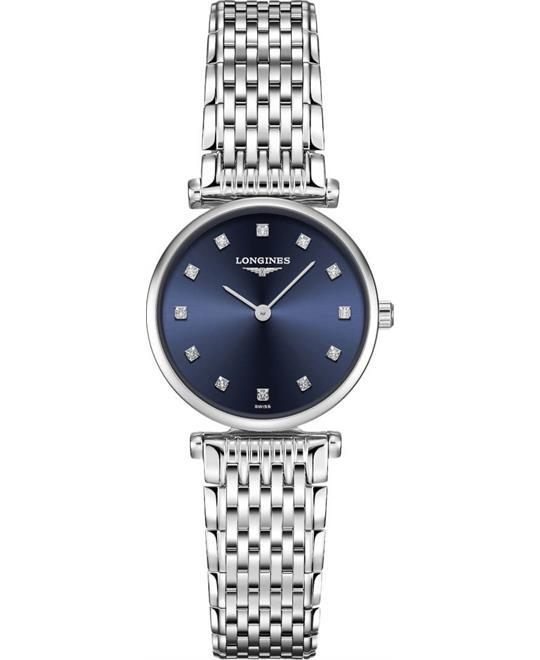 đồng hồ nữ LONGINES LA GRANDE L4.209.4.97.6 CLASSIQUE 24MM