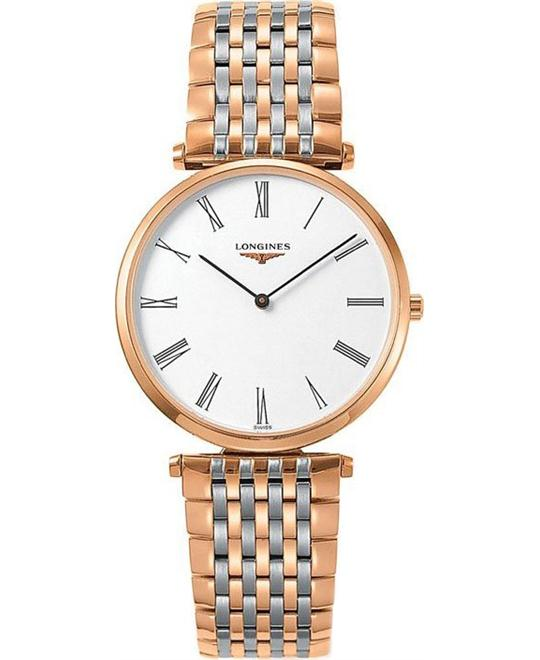 đồng hồ LONGINES La Grande L4.755.1.91.7 Classique Watch 36mm