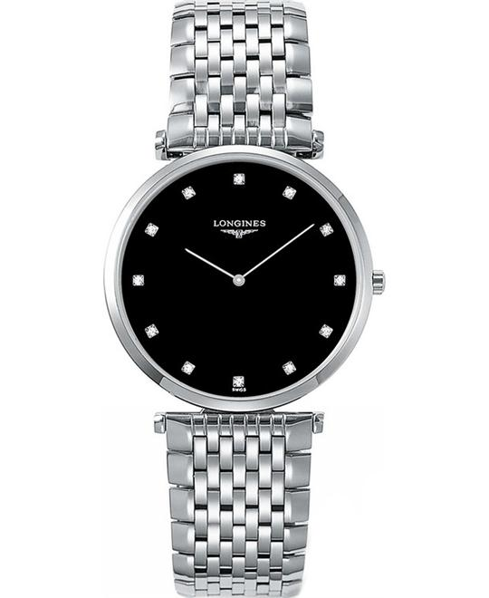 Longines La Grande L4.755.4.58.6 Watch 36mm