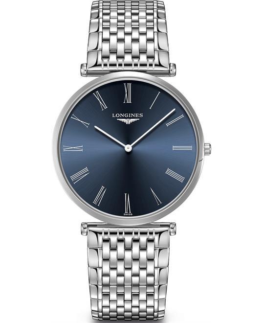 đồng hồ Longines La Grande L4.766.4.94.6 Classique Watch 37mm