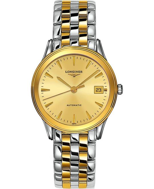 LONGINES Flagship Auto L4.774.3.32.7 Watch 36mm