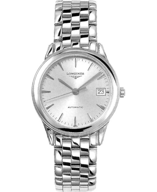 LONGINES L4.774.4.72.6 Flagship Automatic Watch 35.6mm