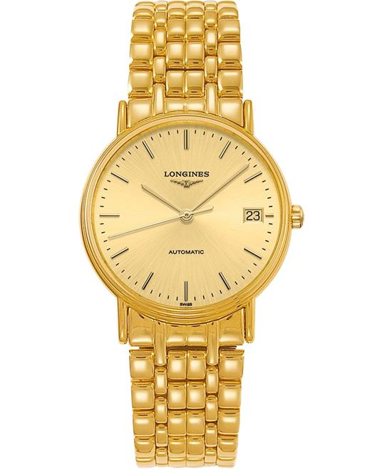 Longines La Grande L4.821.2.32.8 Watch 34.5mm
