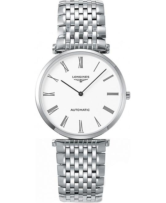 LONGINES La Grande L4.908.4.11.6 Watch 36mm