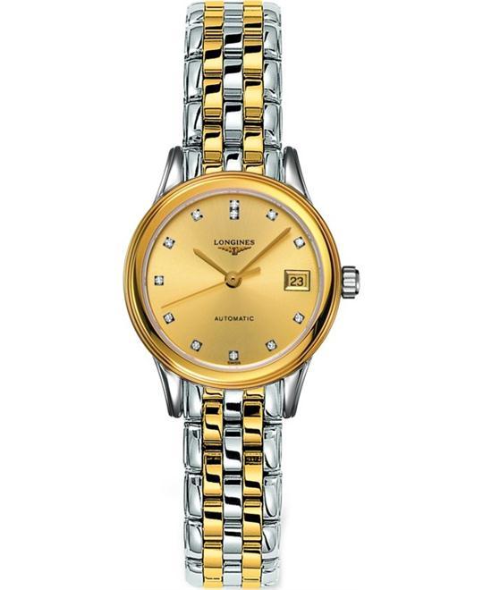 đồng hồ LONGINES L4.274.3.37.7 Flagship 26mm