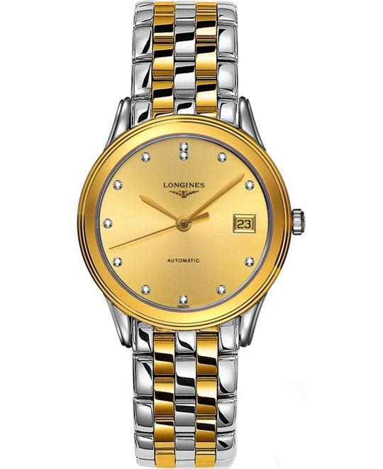 đồng hồ LONGINES L4.774.3.37.7 Flagship 35.6mm