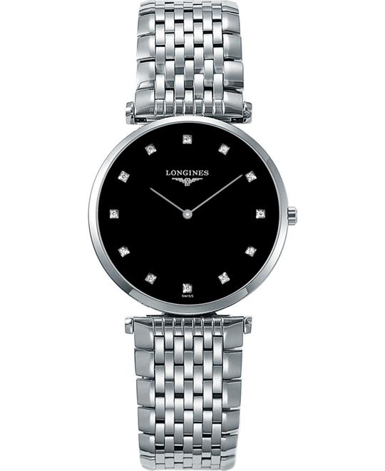 Longines La Grande L4.209.4.58.6 Watch 24.5mm