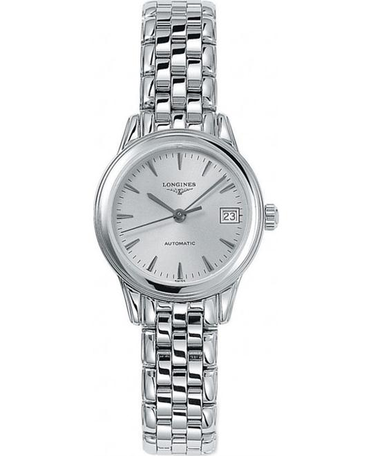 đồng hồ nữ LONGINES FLAGSHIP L4.274.4.72.6 Automatic Watch 26mm