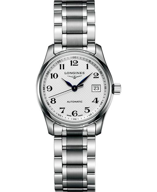 LONGINES Master Auto L2.257.4.78.6 Watch 29mm