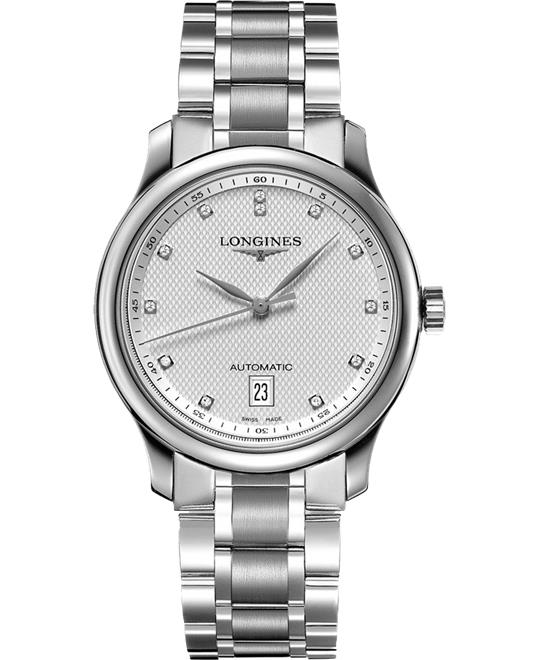 Longines Master L2.628.4.77.6 Watch 38.5mm