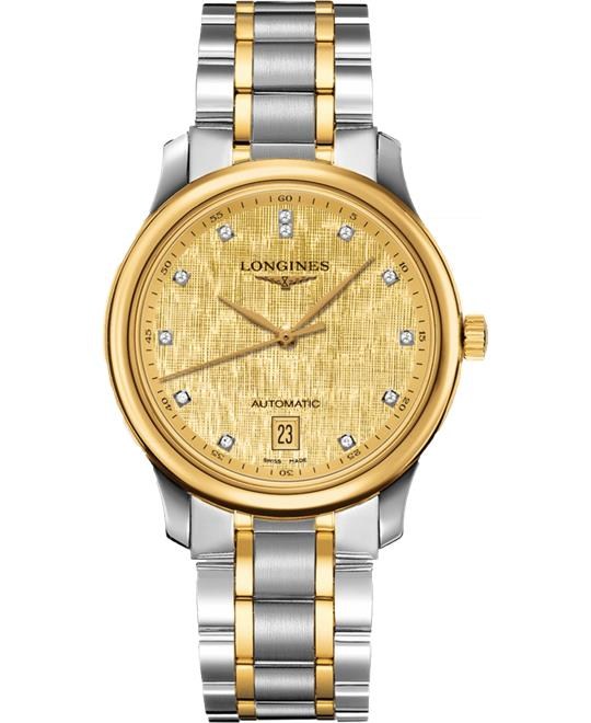 Longines Master L2.628.5.38.7 Watch 38.5mm