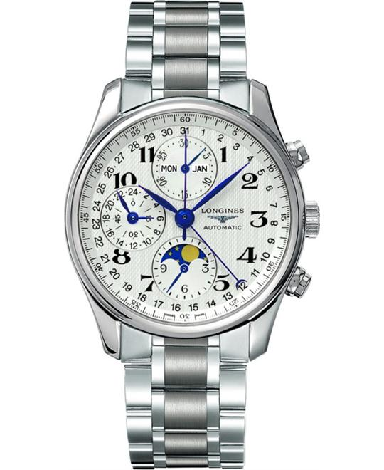 đồng hồ LONGINES Master L2.673.4.78.6 Chronograph Watch 40mm