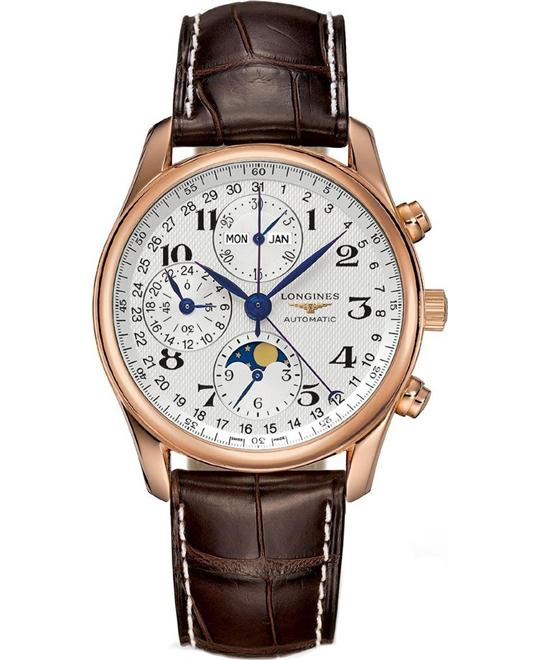 đồng hồ Longines Master L2.673.8.78.3 Collection Watch 40mm