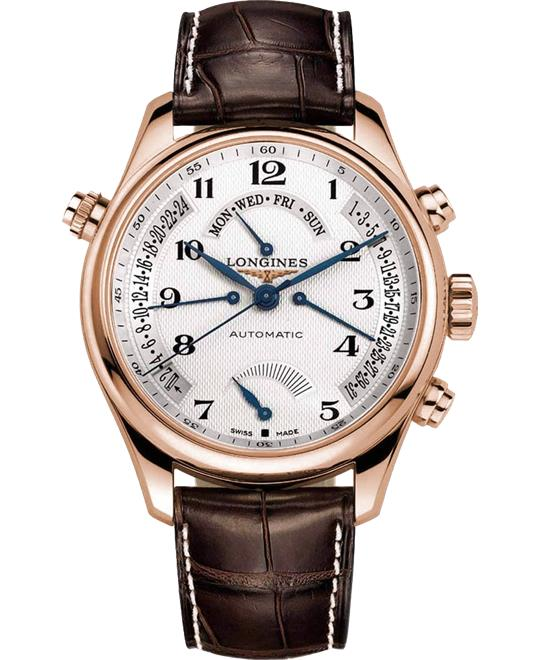 Longines Master L2.714.8.78.3 Watch 41mm