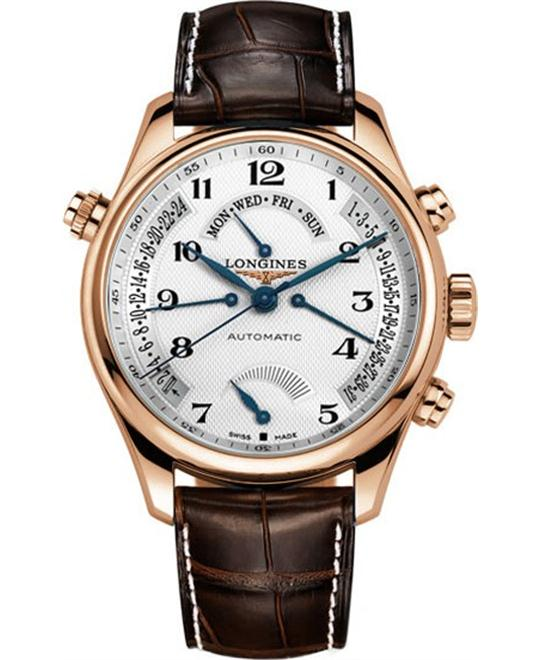 đồng hồ Longines Master L2.716.8.78.3 Collection Watch 44mm