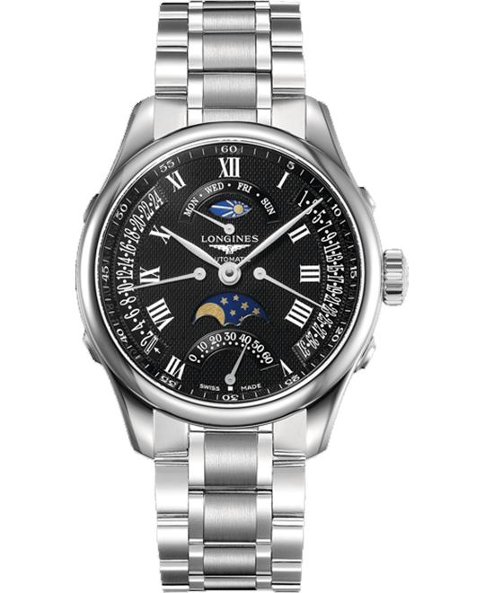 Longines L2.739.4.51.6 Master Collection Watch 41mm