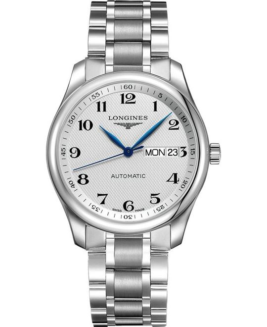 Longines Master L2.755.4.78.6 Automatic Watch 38.5mm