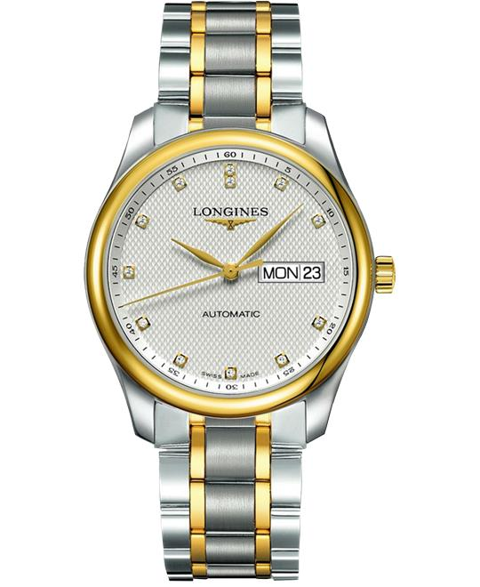 Longines Master L2.755.5.77.7 Watch 38.5mm