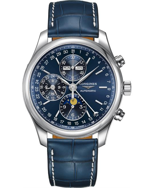 đồng hồ nam automatic Longines Master L2.773.4.92.0 Complications 42mm