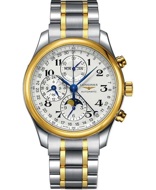 Longines Master L2.773.5.78.7 Moonphase 42mm