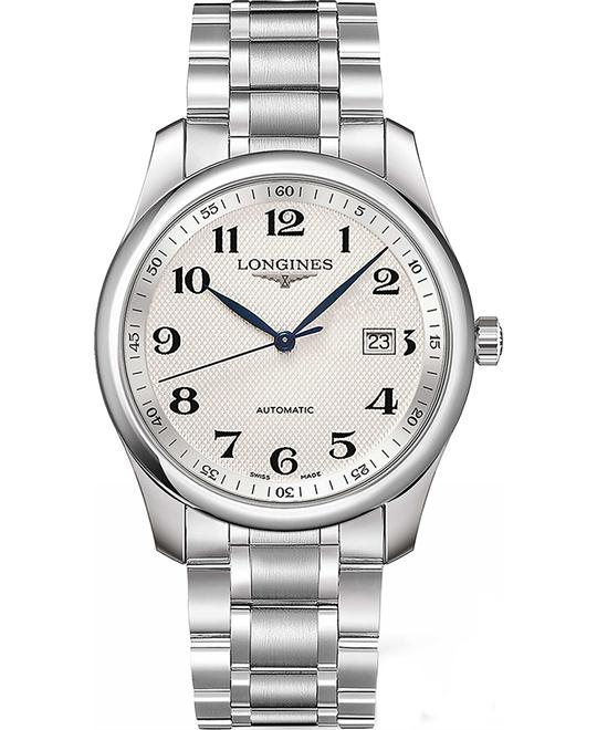 Longines L2.793.4.78.6 Master Automatic Watch 40mm