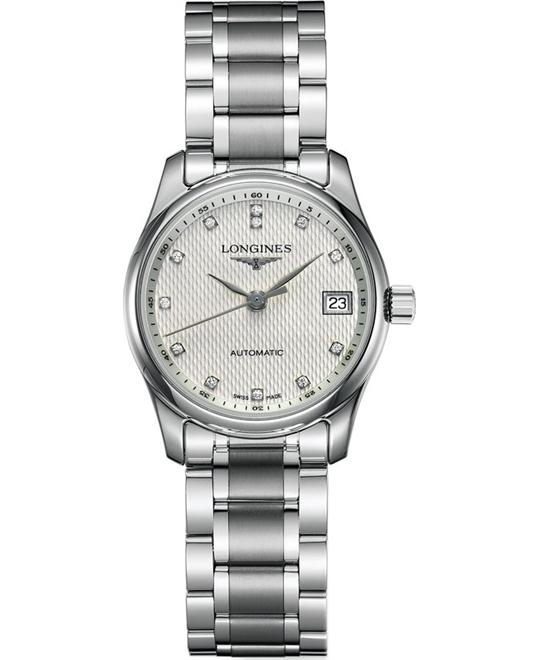 Longines Master L2.257.4.77.6 Automatic 29mm