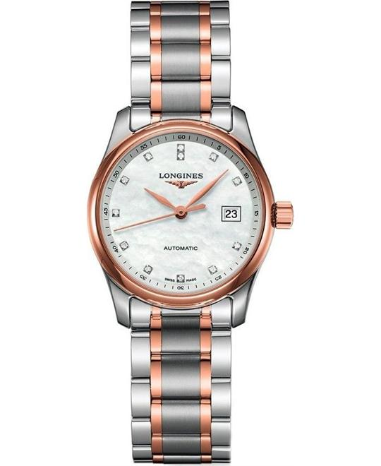 đồng hồ nữ Longines Master L2.257.5.89.7 Automatic 29mm