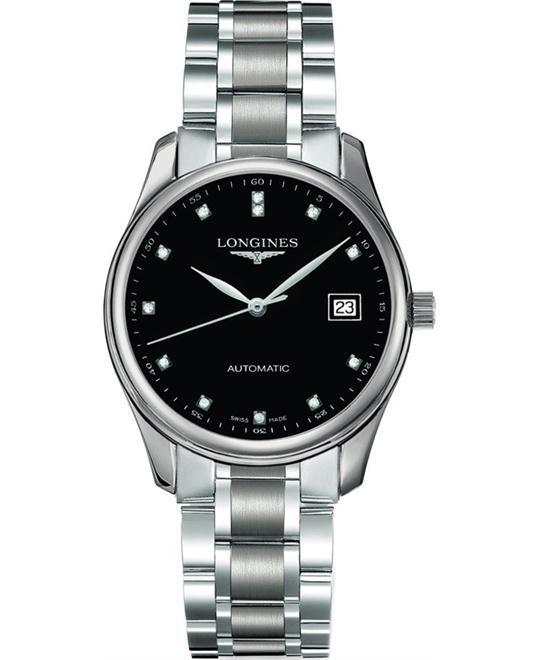 Longines Master L2.518.4.57.6 Watch 36mm