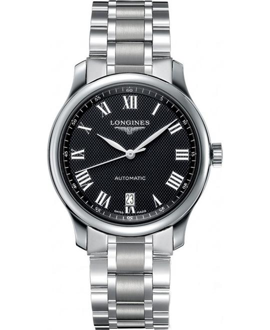 Longines L2.628.4.51.6 Master Automatic Watch 38.5mm