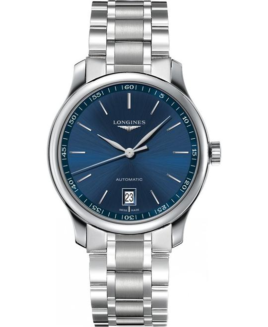 Longines Master L2.628.4.92.6 Automatic Watch 38.5mm