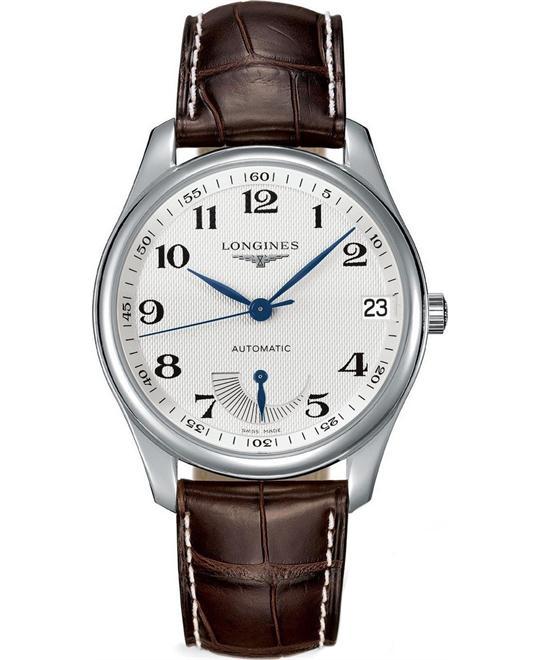 đồng hồ nam automatic Longines Master L2.666.4.78.3 Power Reserve 42mm