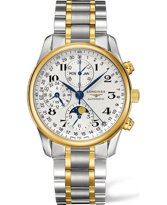 đồng hồ Longines Master L2.673.5.78.7 Moonphase Watch 40mm