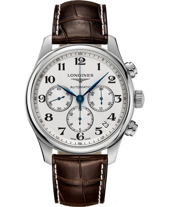 Longines Master L2.693.4.78.3  Automatic 44mm