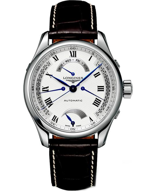 LONGINES Master L2.714.4.71.3  Automatic Watch 41mm