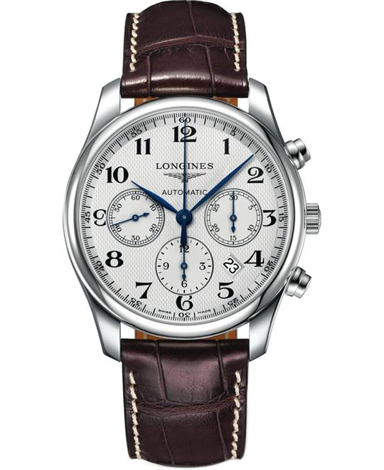 Longines Master L27594783 Automatic Watch 44mm