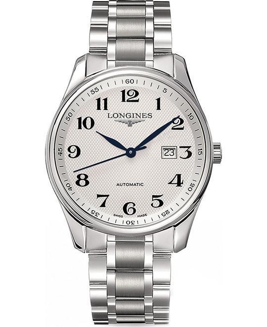 Longines Master L2.893.4.78.6 Watch 42mm