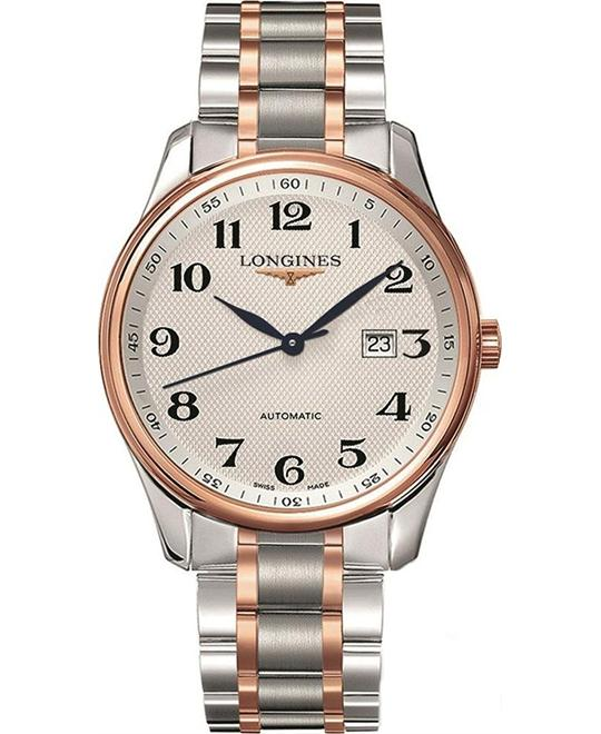 Longines Master Auto L2.893.5.79.7 Watch 42mm