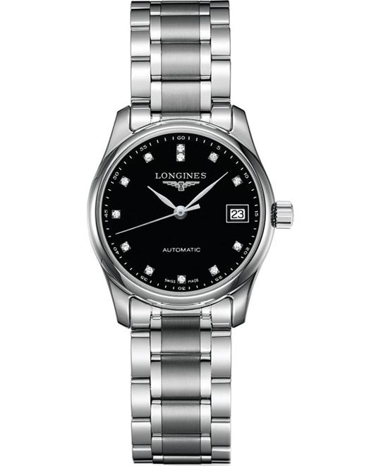 Longines Masters L2.257.4.57.6 Watch 29mm