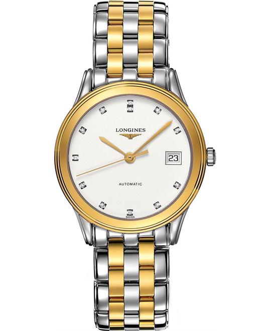 LONGINES Flagship L4.774.3.27.7 Watch 36mm