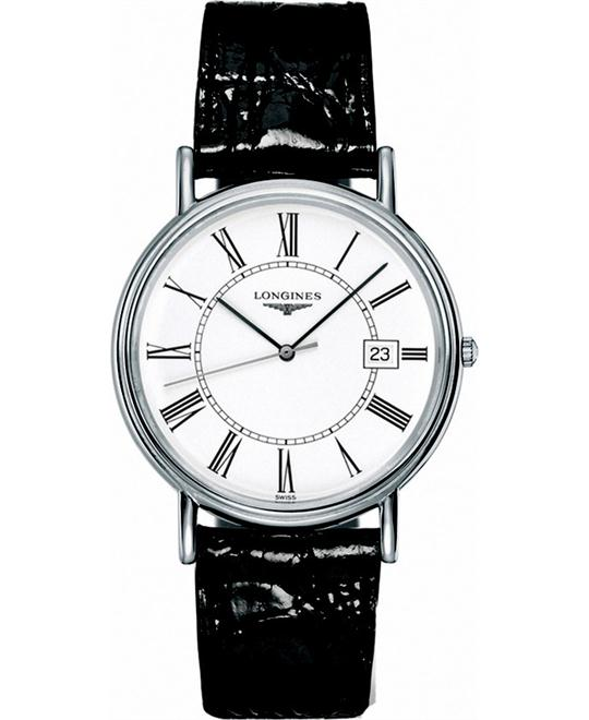 Longines Presence L4.790.4.11.2 Watch 38,5mm